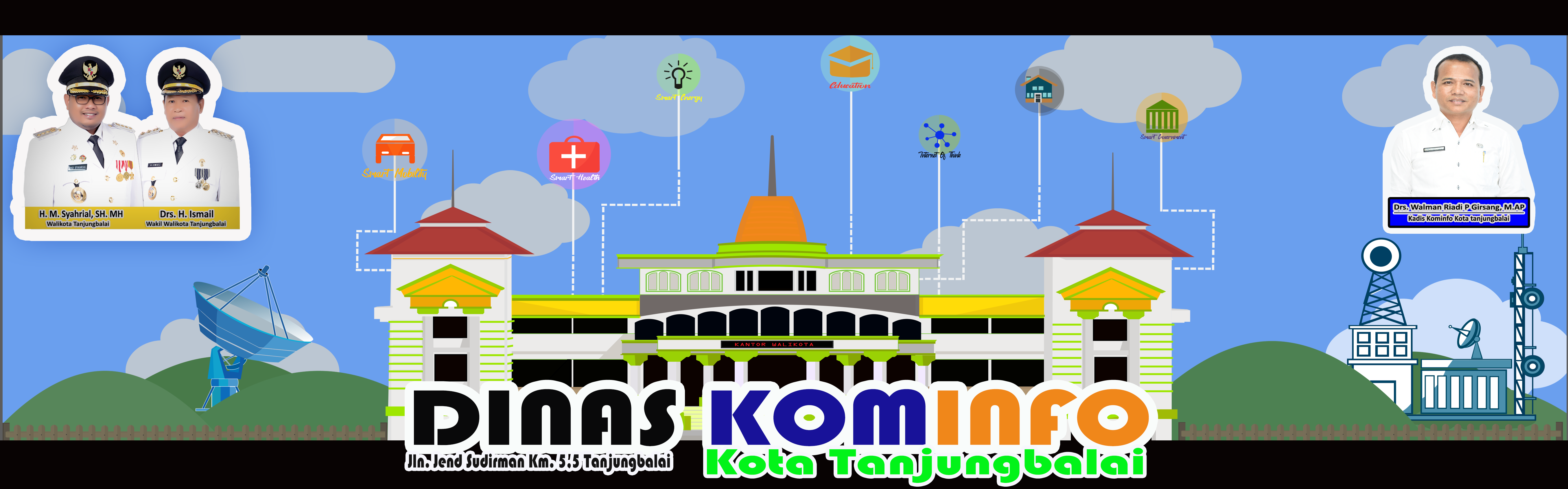 Dinas Kominfo Kota Tanjungbalai